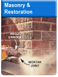 masonry and restoration
